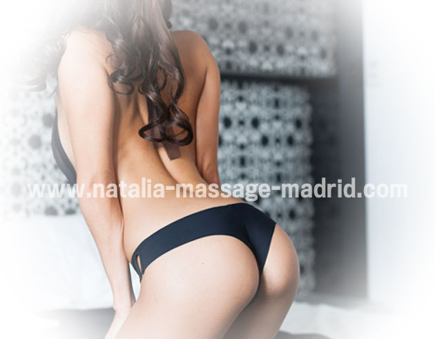 Independent masseuse Madrid
