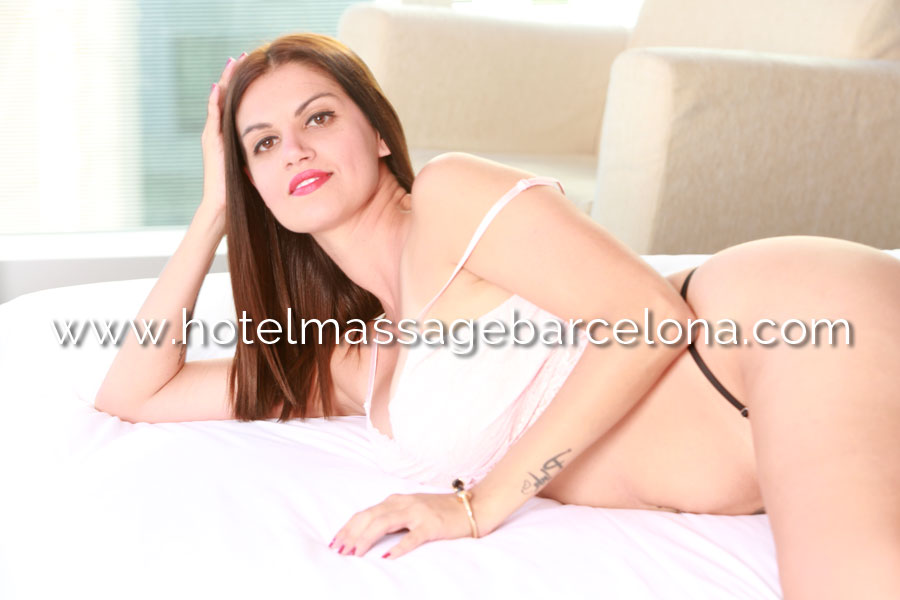 Outcall massage Barcelona