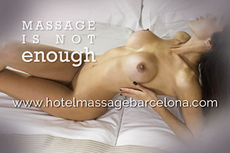 Erotic massage is not enough
